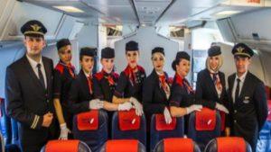 Экипаж на борту воздушного судна