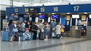 Регистрация на рейс российской авиакомпании